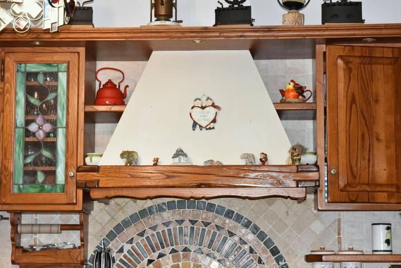 Cucina classica artigianale miele Michele design esclusivo in ...