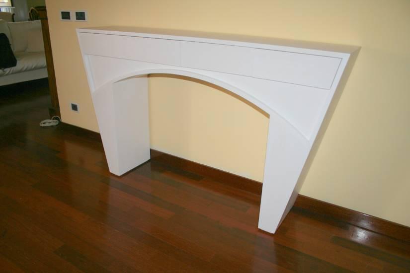 Consolle ingresso laccata in legno artigianale design esclusivo fabbrica di bagni oggetti di - Consolle ingresso design ...