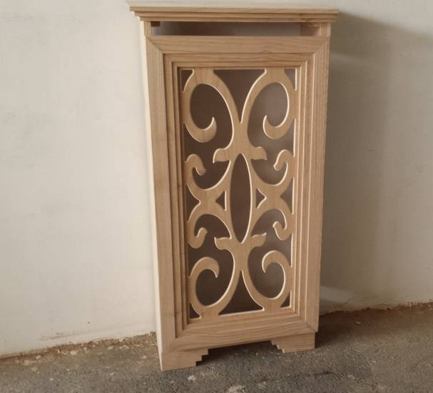... artigianale in legno grezzo fabbrica di Zona giorno su misura a Roma