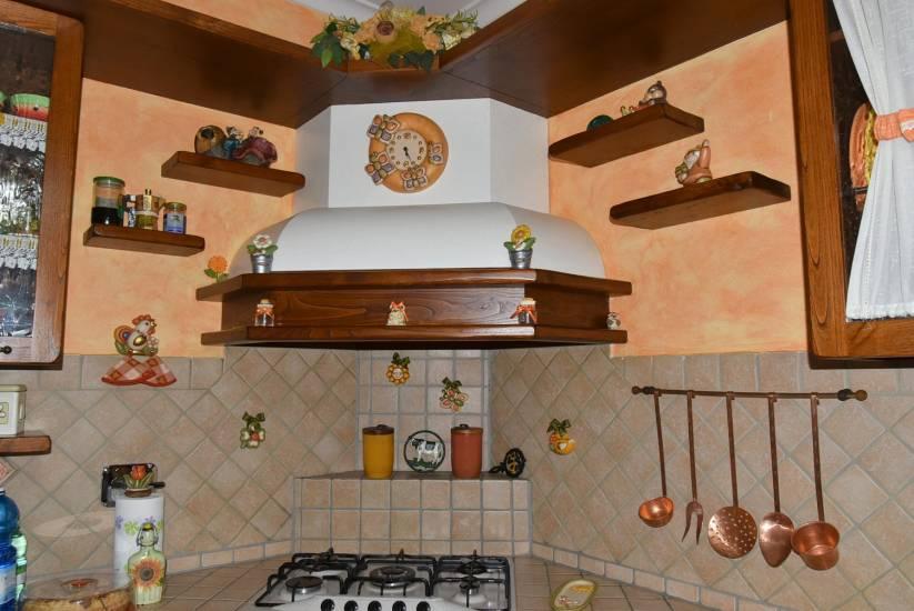 Cucina muratura 7 design esclusivo in legno » Stile muratura