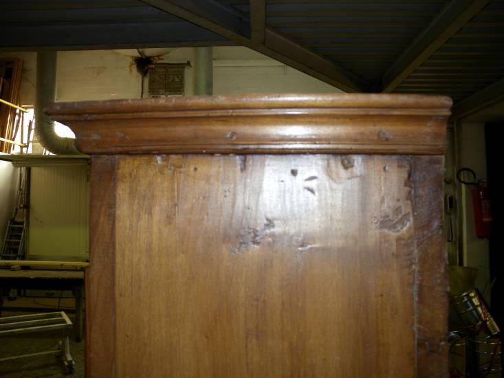 Restauro armadio spagnolo in legno antico fabbrica di zona notte su misura a roma - Camera da letto in spagnolo ...