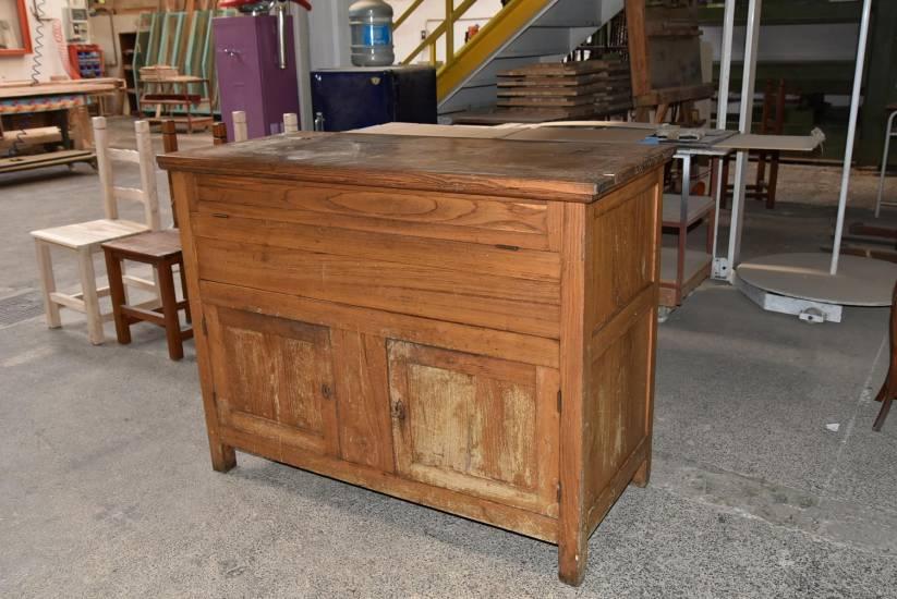 Credenza Legno Da Restaurare : Restauro madia antica 2 in legno fabbrica di zona giorno su misura a