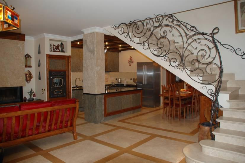 Salone-su misura-legno e pietra design esclusivo fabbrica di Bagni ...