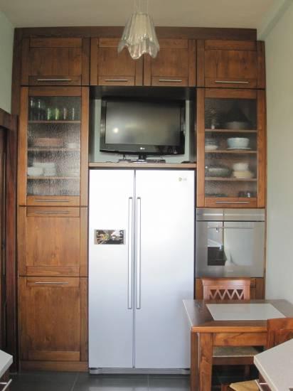 Cucine tutte moderne in legno artigianali fabbrica di - Cucine artigianali in legno ...