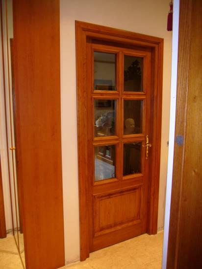 Porta a vetri all 39 inglese design esclusivo in legno - Porte stile inglese ...