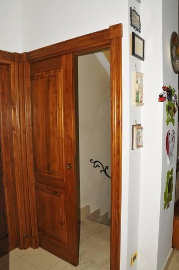 Porta scorrevole classica stile impero design esclusivo in - Porta scorrevole su misura ...