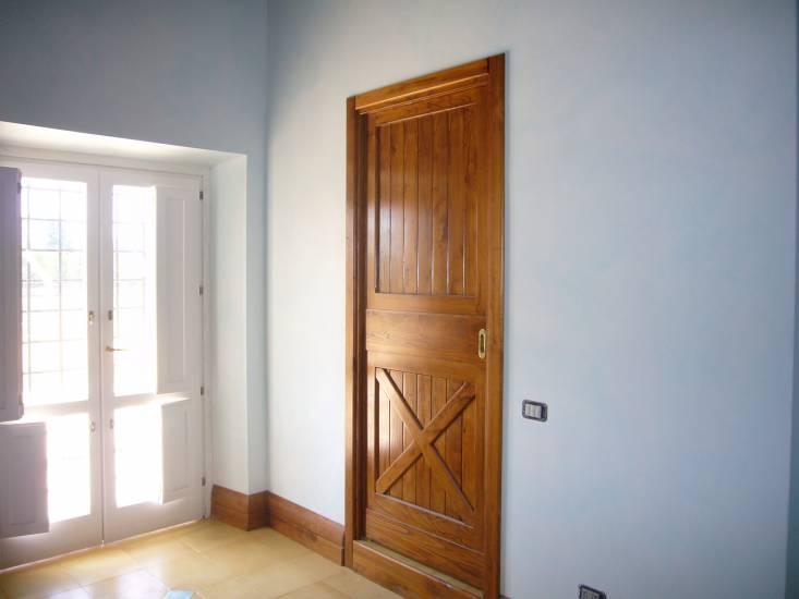 Porta scorrevole design originale design esclusivo in - Porta scorrevole su misura ...