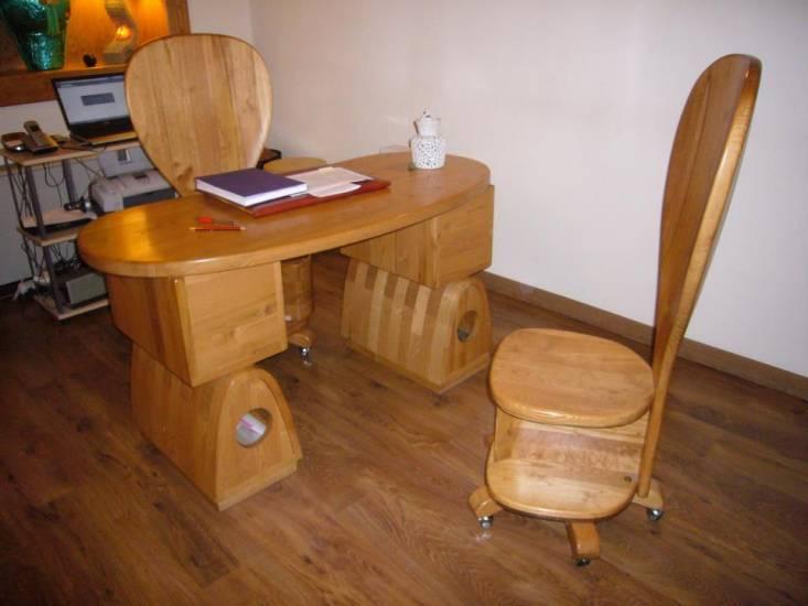 Trendy scrivania with scrivanie classiche in legno - Scrivanie legno design ...