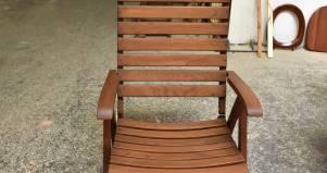 Restauro Mobili Da Giardino : Restauro mobili da giardino in legno artigianalmente fabbrica di